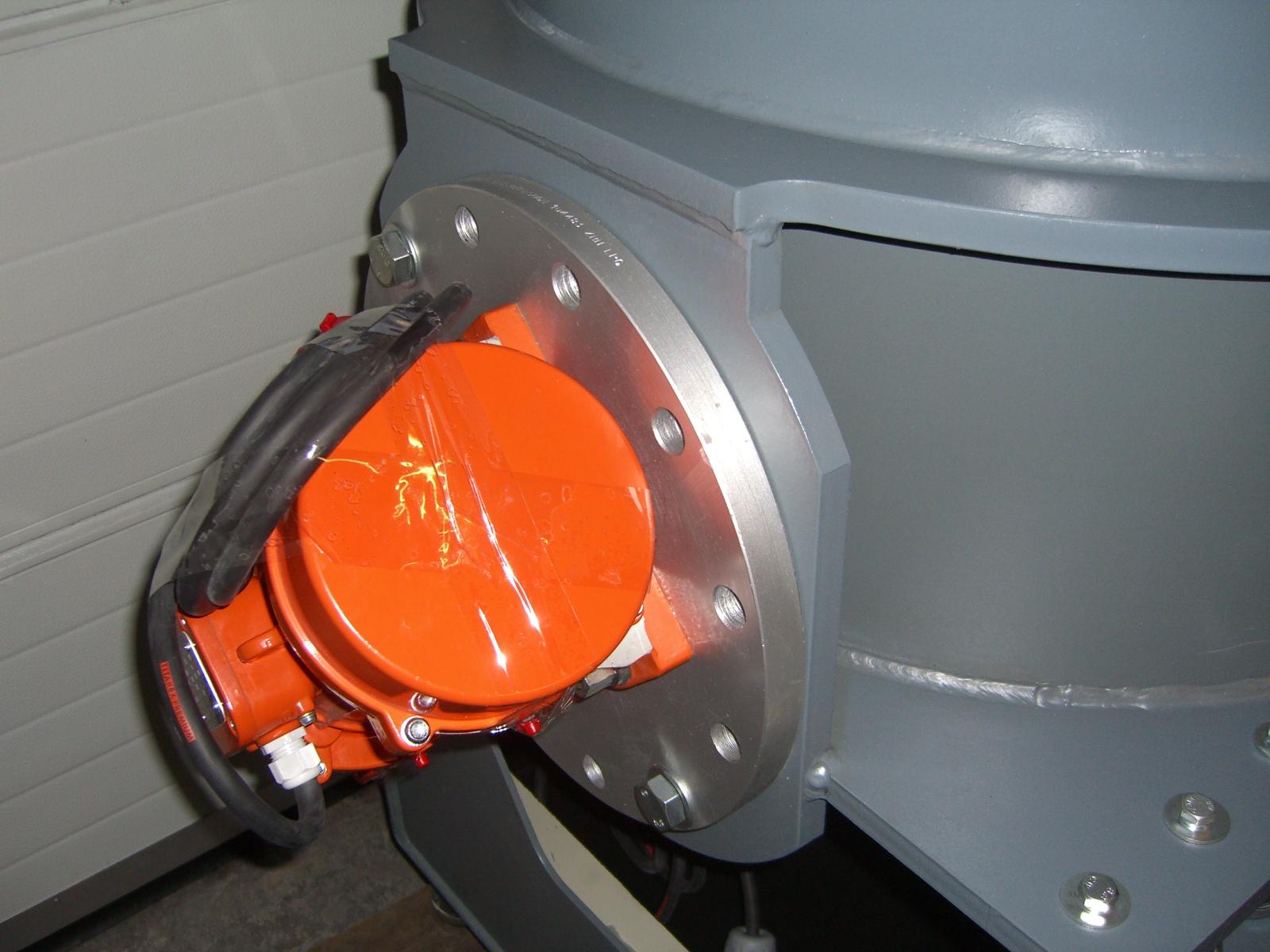 Gleitschleifmaschine ALUGLANZ GTS 1/26 PROFI